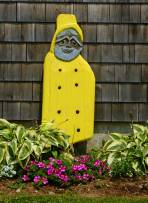 Iconic Nova Scotia Fisherman, by David Taylor