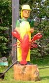 Nova Scotia Lobsterman, by David Taylor