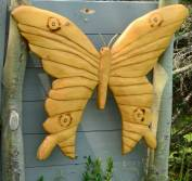 Wood Butterfly, by David Taylor