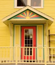 Colorful Shop, Annapolis Royal, N.S.