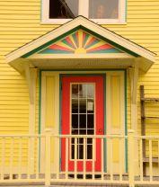 Colorful Shop, Annapolis Royal, N.S.