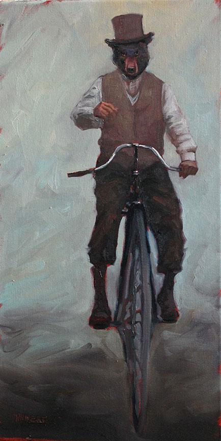 R. Ahnert -- Commute (2014)