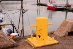 Boat Tie-Post, Digby Wharf, N.S.
