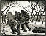 "H. Eric Bergman, ""Spirits of Past Wood"" (1932)"