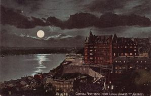 Chateau Frontenac, Early 1900s