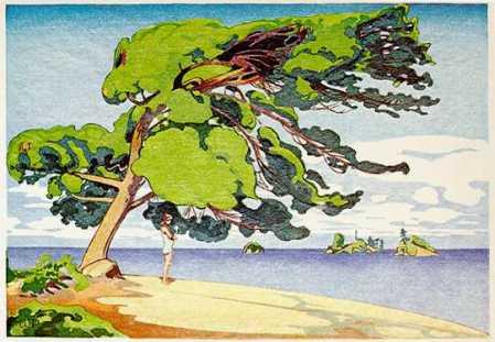 Walter J. Philips -- Lake of the Woods (1931)
