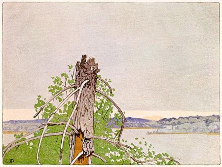 Walter J. Philips -- The Stump (1928) v2