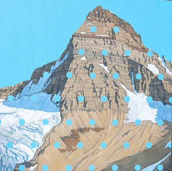 David Pirrie, Mt Assiniboine, Late Summer (2016)