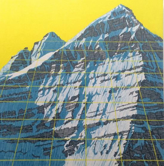 David Pirrie, Mt Phillips, BC Rockies (2016)