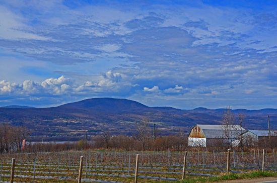 Farm Outside Quebec City