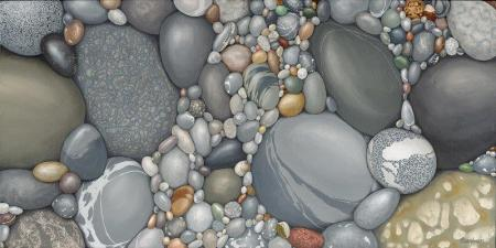 K. Boardman, Caras Pebbles