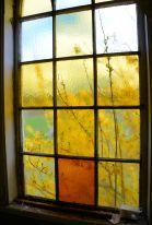 Window Cross, St. Croix Cove Church, N.S.