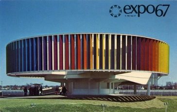 Kaleidoscope Pavilion