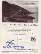 Visit Nova Scotia