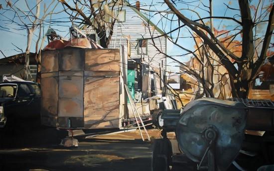 A. Kastner, Noah's Ark (2013)