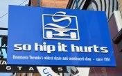 Shop Sign, Toronto