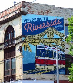 Riverside, Toronto
