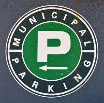 Parking Sign, Toronto