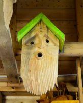 Handmade Birdhouse, Harbourville, N.S.