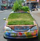 Eco-Car, Kensington Market, Toronto