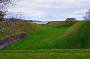 Fort Anne, Annapolis Royal, N.S.