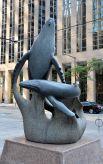 """""""Megaptera (Great Wings)"""" (1993), George Schmerholz"""