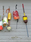 Buoys, Campobello Island, N.B.